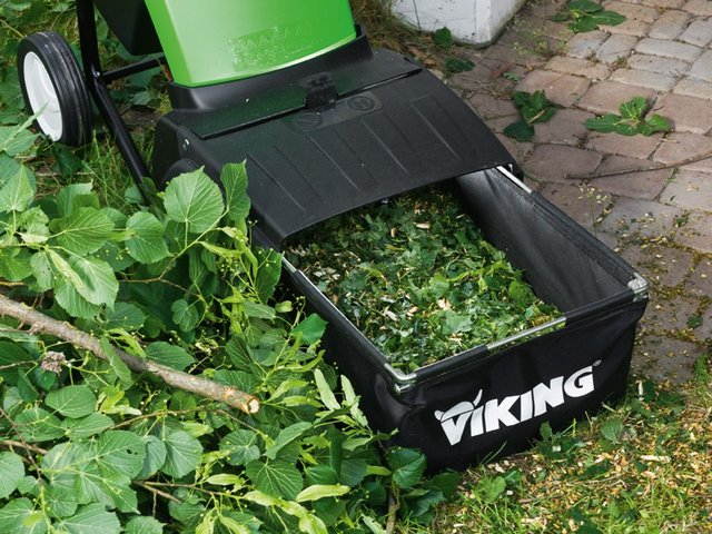 Un broyeur pour un bon compost for Broyeur de feuilles mortes