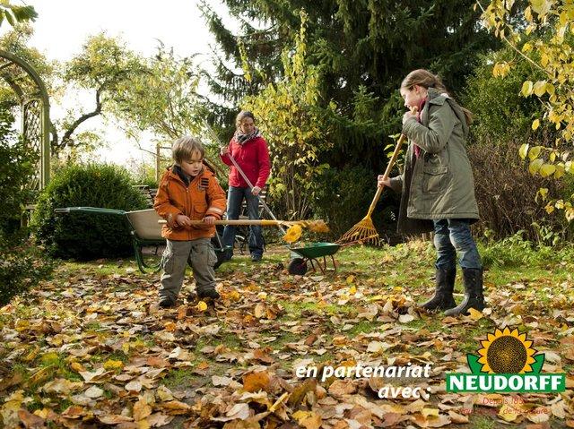Cure de jouvence automnale pour le jardin for Entretien jardin automne
