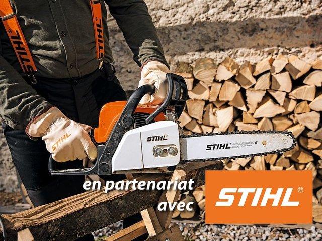 Savoir manier la tron onneuse pour faire son bois de chauffage - Machine couper bois chauffage ...