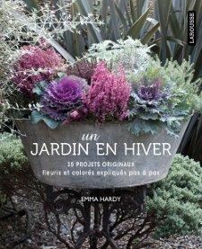 Un jardin en hiver : couverture