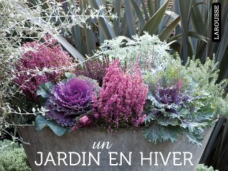 Un jardin en hiver - Livre de Emma Hardy
