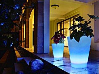 les pots lumineux c 39 est d co et tendance. Black Bedroom Furniture Sets. Home Design Ideas