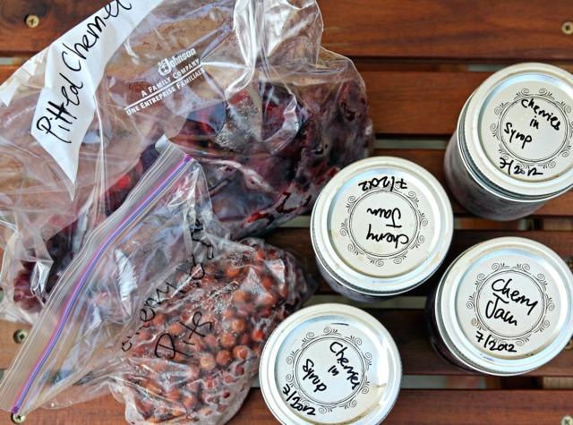 Les différentes méthodes de conservation des aliments
