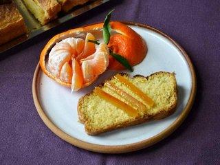 Gâteau mousseux à l'orange / I.G.