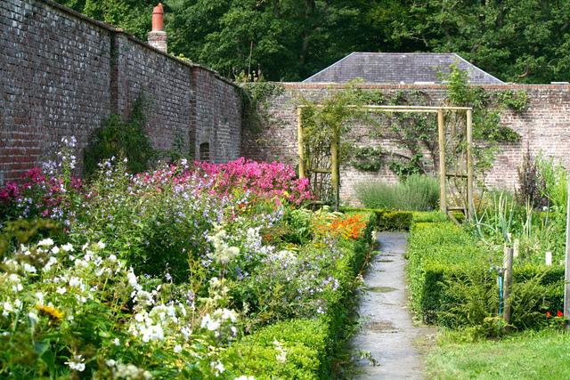 Observer les microclimats au jardin for Jardin oriente nord