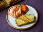 Gâteau mousseux à l'orange