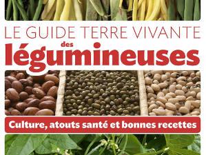 Le guide terre vivante des légumineuses - Livre de Pascal Aspe, Claude Aubert, Blaise Leclerc, Jean-Jacques Raynal