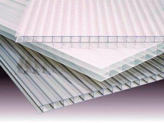 Panneaux de polycarbonate