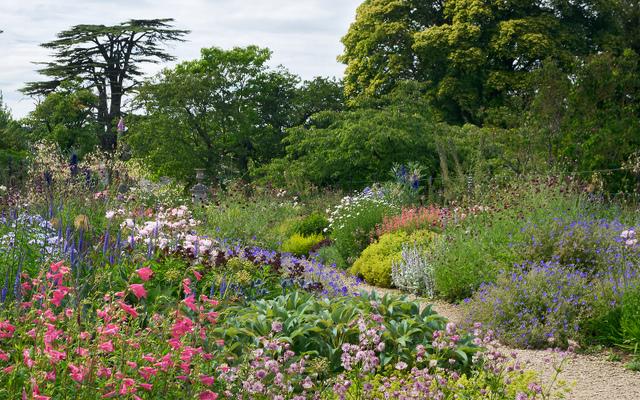 Jardins anglais tout Modele de rocaille pour jardin