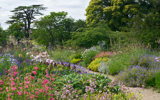 Jardins anglais tout for Jardin anglais mixed border
