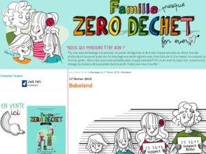 Le parti-pris : traiter avec humour un sujet grave. Efficace... - http://www.famillezerodechet.com/