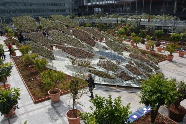 Exposition jardins d 39 orient du 19 04 au 25 09 ima paris for Expo jardin paris