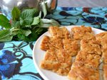 Gourmands amandes et miel