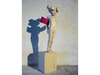 Scultpure de Bois, Emmanuel Bour / D.R.