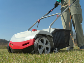 Entretien du gazon les avantages du scarificateur - Scarificateur pour pelouse ...