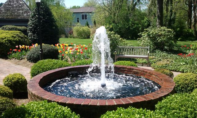 Les jardins th rapeutiques effets b n fiques am nagement for Jardin therapeutique