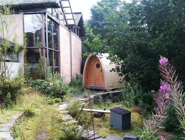 Cabane de jardin moderne cabanes de jardin for Cabane de jardin design