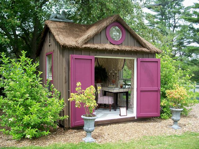 Cabane Jardin Tout