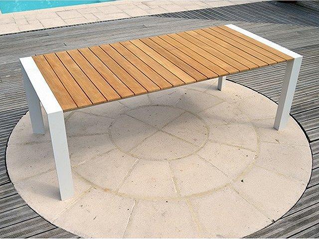 mobilier de jardin envies d une saison qui dure. Black Bedroom Furniture Sets. Home Design Ideas