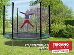 Trampoline : le jeu préféré des enfants