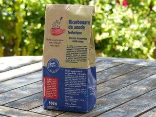 Bicarbonate de soude (sachet)