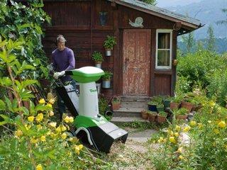 Broyeur de jardin : utilisation en sécurité