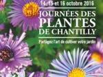 Journées des Plantes de Chantilly, les 14, 15 et 16 octobre 2016