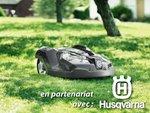 Robots tondeuses : le choix Husqvarna
