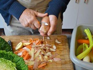 Préparation des légumes / I.G.
