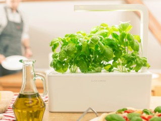 Jardinière intelligente Smart Herb Garden