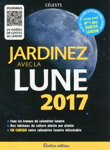 Jardinez avec la lune 2017 : couverture