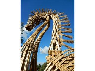 Structure osier