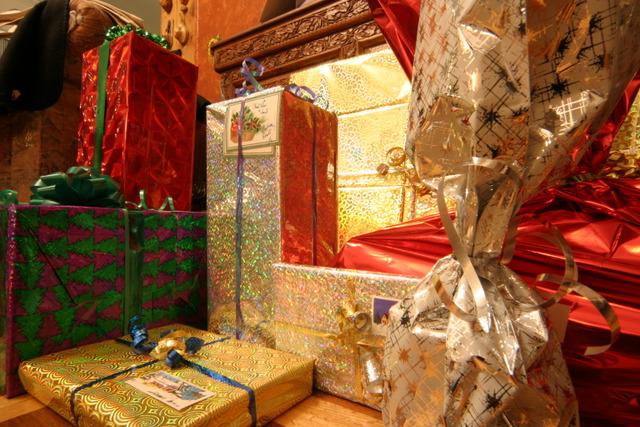 Cadeaux de Noël (Magie de Noël)