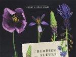 L'herbier des fleurs sauvages de nos régions