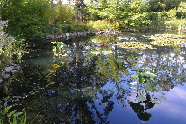 Parc du goualoup chaumont sur loire festival des for Festival des jardins 2016
