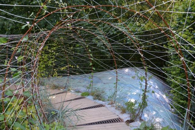 Les mes du jardin chaumont sur loire festival des for Festival des jardins 2016