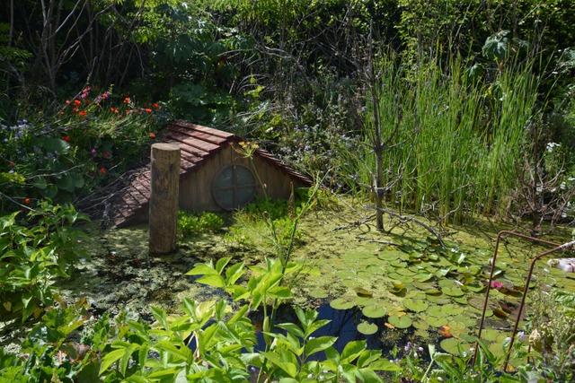 Jardin immergé - Chaumont sur Loire