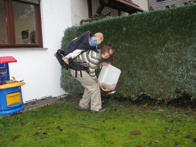 L 39 urine un engrais gratuit pour le jardin for Azote pour jardin