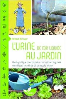 L'urine, de l'or liquide au jardin : couverture