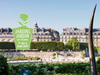 Jardins jardin aux tuileries du 1er au 4 juin 2017 for Jardin tuileries