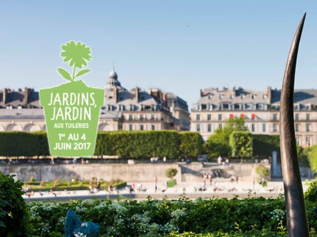 jardins jardin aux tuileries du 1er au 4 juin 2017 - Jardins Des Tuileries