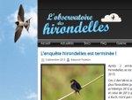 Enquête Hirondelles 2013 de la LPO : participez !