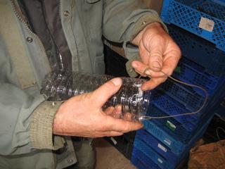 Fabrication d'un piège à guêpe