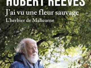 J'ai vu une fleur sauvage - L'herbier de Malicorne - Livre de Hubert Reeves