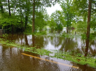 Inondations dans les Yvelines