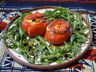 Tomates farcies d'Alain / I.G.