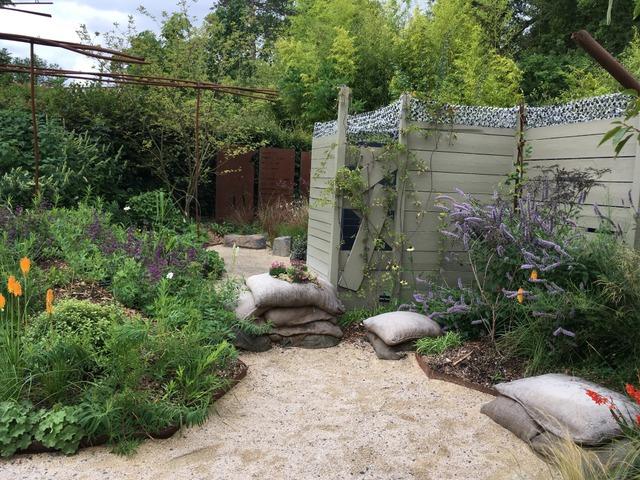 La nature reprend ses droits (Festival des Jardins de Chaumont-sur-Loire 2017)