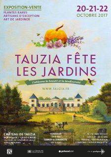 Tauzia Fête les Jardins - Gradignan - Octobre 2017
