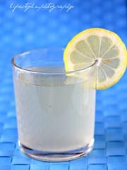 Kéfir d'eau au citron