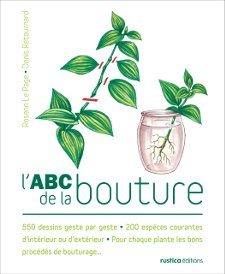 L'ABC de la bouture : couverture